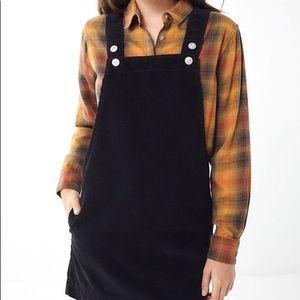 3779b6895bb BDG Dresses - BDG Gaia Corduroy Overall Dress